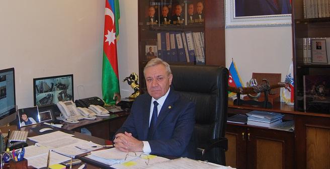GDU-nun rektoru Yusif Yusubovun xəbəri varmı?