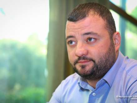 Akif Çovdarovun oğlundan sensasion