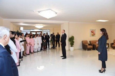 """Azərbaycan prezidenti: """"Dünya böhranının mənfi fəsadlarını azaltmağa nail ola bilmişik"""""""