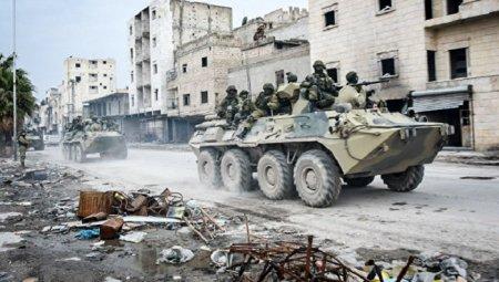 Suriyada rus hərbçilərə hücum: