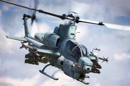 Bəşər Əsəd qüvvələrinə məxsus helikopter vurulub -
