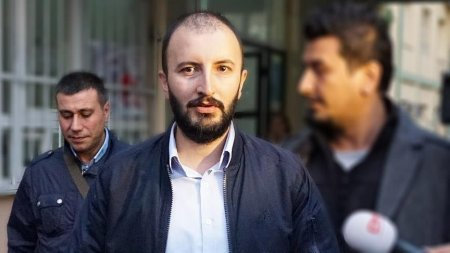 Türkiyədə daha bir jurnalist həbs edildi