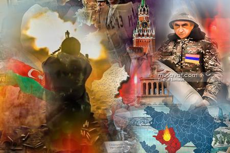 """""""Moskva İrəvanı Qarabağla cəzalandıracaq"""" -"""