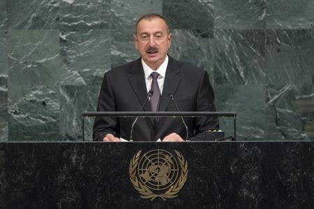 İlham Əliyev BMT tribunasından Sərkisyanın yalanlarını faş etdi