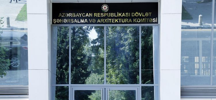 Dövlət Şəhərsalma və Arxitektura Komitəsində ile ilgili görsel sonucu