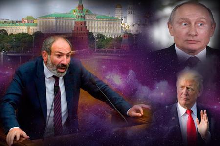 Yeni hökumət Rusiya qarşı riskli oyunda -