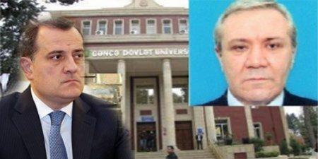 GDU-nun dekanı Urfan Həsənov kimdir? -