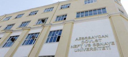 Neft və Sənaye Universitetində nə baş verir?