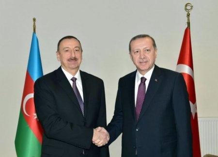 Prezident İlham Əliyev Türkiyə prezidentini təbrik edib