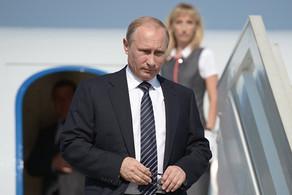 Putin Bakıya gələcək - sentyabrın 25-də