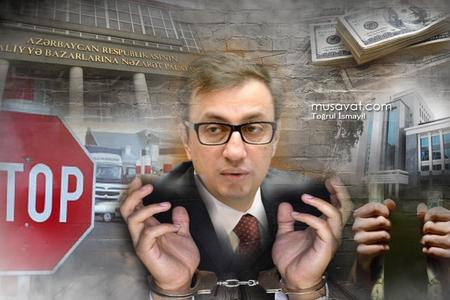 """Rüfət Aslanlı üçün """"qəfəs"""" hazırlığı -"""