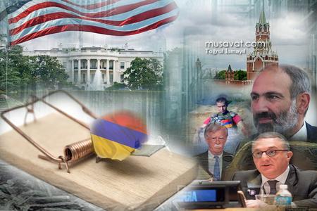 Kreml Ermənistanı Suriyada tələyə saldı -