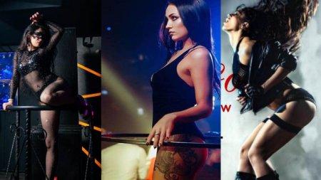 Bakıda daha bir məşhur klubda striptiz şou nümayiş etdirilir