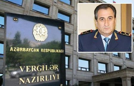 """Pərvin Əhmədovun mübhəm """"karyera yüksəlişi"""""""