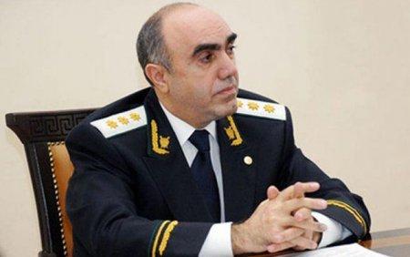 Zakir Qaralovdan prokurorluq işçilərinə ciddi xəbərdarlıq