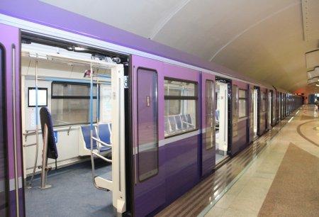 Metro yalnız bu saatlarda işləyəcək