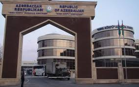 Azərbaycan-Gürcüstan s\rhəddi bağlandı