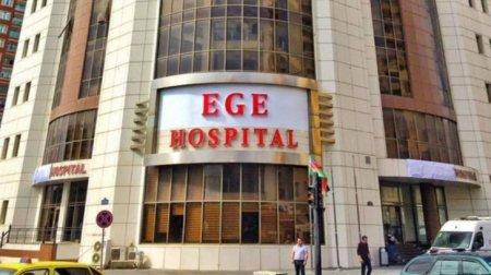 """""""Ege Hospital""""da incidilən Qarabağ qazisi vəfat etdi -"""