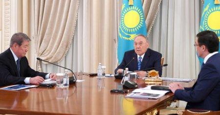 Nazarbayev bu gün 80 yaşını qeyd edir