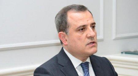 Ceyhun Bayramov xarici işlər naziri oldu