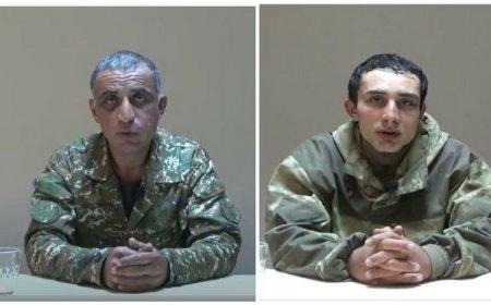 Erməni hərbi əsirlər danışır: