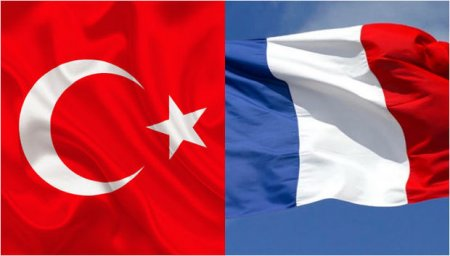 Türkiyə-Fransa arasında diplomatik qalmaqal başlayıb
