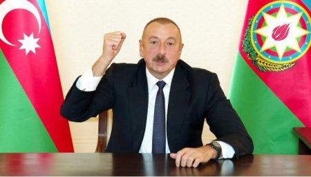 Prezident işğaldan azad edilən yeni əraziləri açıqladı