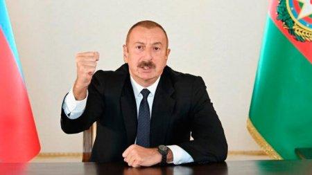 Prezident yeni tvit -daha 9 kənd azad edildi