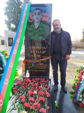 Mehdi Səlimzadə şəhid ailəsi ilə maraqlanmayıb -