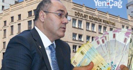 """Səfər Mehdiyevin 115 faizlik """"YIĞIMI"""":"""