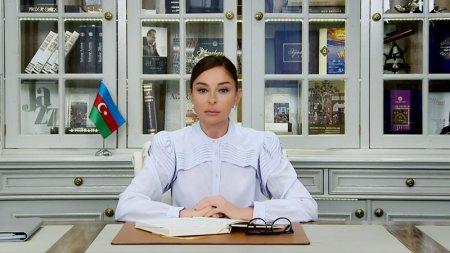 Mehriban Əliyeva YAP sədrinin birinci müavini təyin olundu