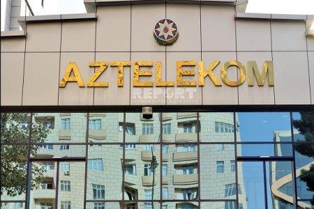 """""""Aztelekom"""" rəsmisi işdən çıxarıldı"""