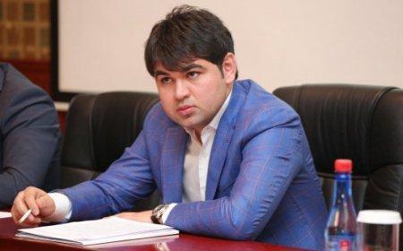 Elmar Vəliyevin oğlu başqasının torpağını zəbt edib: